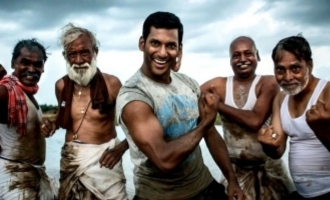 Vishal's 'Irumbuthirai' TN box office verdict out
