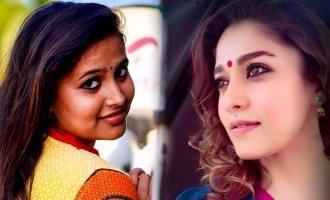Anchor Jacqueline joins Nayanthara's next ?