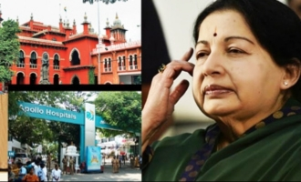 Do you have Jayalalithaa's blood samples, Madras HC asks Apollo to say today