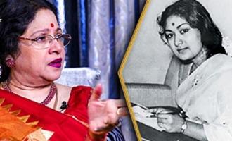 Jayachitra in Conversation with Savitri - Interview
