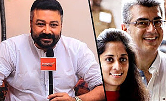 Chetta yours is better than mine : Ajith on Jayaram's Salt and Pepper Look