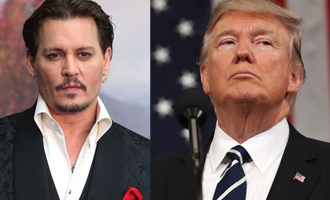 Johnny Depp apologizes for dangerous statement about Trump