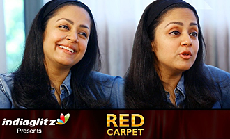 My next film is with Mani Ratnam : Actress Jyothika Interview