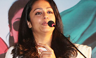 The Lady Superstar according to Jyothika