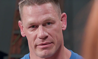 Never Give Up! When fans made John Cena cry - Touching details