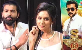 Kuttram 23 hit the screen late due to Singam 3 says Arun Vijay