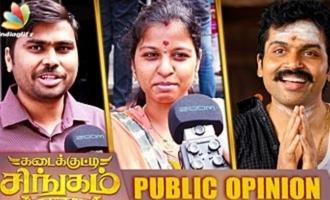 'Kadaikutty Singam' Public Review & Reaction