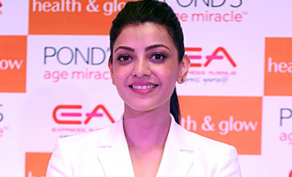 Kajal Agarwal Launches Health and Glow in Chennai