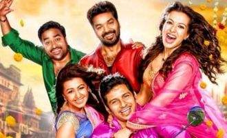 Sundar C's   'Kalakalappu 2' Censor details and release date is here