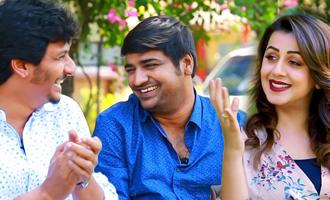 Kalakalappana interview with Jiiva, Comedian Sathish, Nikki Galrani