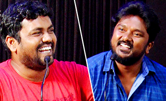 Bala Saravanan Comedy Speech at Pichuva Kaththi Audio Launch