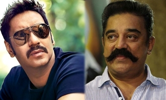 Ajay Devgan in talks to join with Kamal Haasan ?