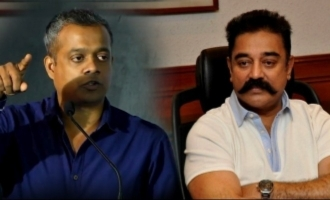 Gautham Menon on what he wants from Kamal Haasan