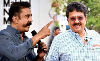 Kamal speaks about S.Ve.Shekhar Facebook post controversy