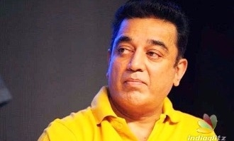 Police complaint filed against Kamal Hassan