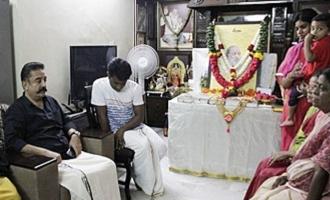 Kamal pays his last due for Balakumaran