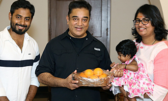 Kamal Haasan Promotes Heirloom Seeds
