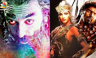 Kamal Hassan's 'Marudhanayagam' and Shruti's Sangamithra at the Cannes film festival 2017