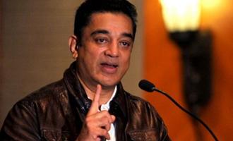 Kamal Haasan warns Tamil people against OPS-EPS merger