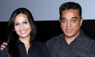 Soundarya Rajinikanth's  hearty wishes to Kamal Haasan