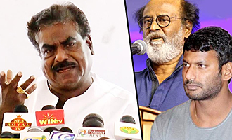 Heroes condemn smoking but not Rs. 2000 tickets : P. Kannappan Speech