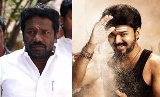 Karunaas involved in Vijay's 'Mersal' title issue ?