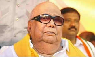 Karunanidhi's tracheostomy tube changed; may start speaking soon