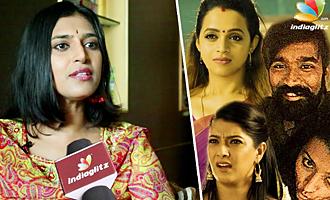 Kasthuri's Bold Statements about Suchileaks