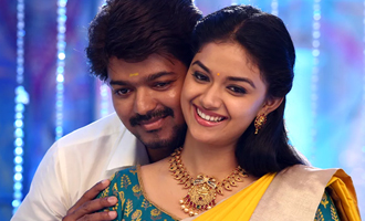Extremely Cute! Keerthy Suresh's b'day gift to Thalapathy Vijay
