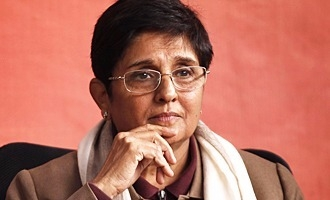 Kiran Bedi gheroaed by people saying 'go back'