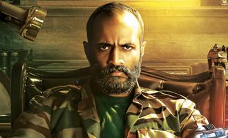 Kishore as menacing George in 'PSV Garuda Vega'