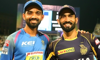 KKR beats RR by 25 runs; to meet SRH on Friday for a place in Sunday's finals
