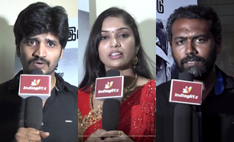'Kodai Mazhai' Team Interview
