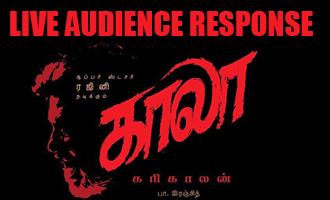Superstar Rajinikanth's 'Kaala Karikaalan' Live Audience Response