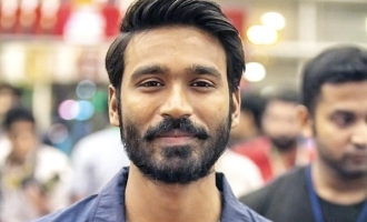Dhanush clarifies about his injury