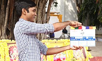 'Maari 2' Movie Pooja