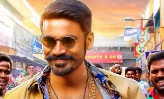 Dhanush reveals 'Maari 2' villain
