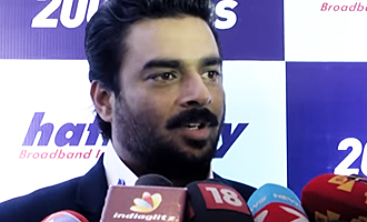 Madhavan on Rajinikanth's entry in politics