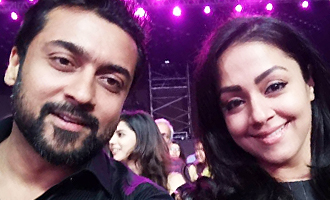 Suriya and Jyothika get a positive result