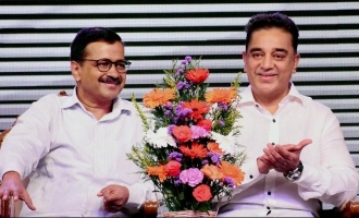 Here's what Arvind Kejriwal said at the launch of Kamal's party