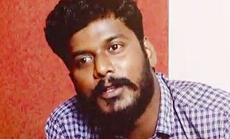 Vijay Sethupathi Smiles to hide his BAD TEMPER : Actor & Dialogue Writer Manikandan