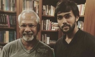 Is 'Bigg Boss' Aarav joining STR-VJS in Mani Ratnam multistarrer?