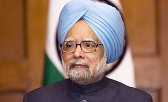 Discussed Indo-Pak relations with Pak Embassy officials: Manmohan Singh