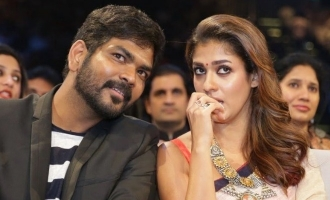 Did Nayanthara just confirm her wedding with Vignesh Shivn?