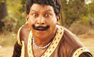 Vadivelu absconding fearing arrest?