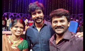 Red Hot ! Super Singer Senthil joins Sivakarthikeyan's next