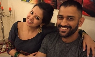 ms dhoni wife sakshi applied for gun license
