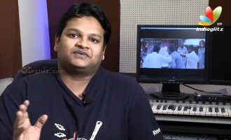 Ghibran house raided - Kamal connection ?