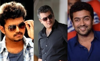 Suriya goes past Ajith...Can he surpass Vijay ?
