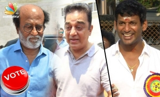Vishal joins Kamal and Rajini
